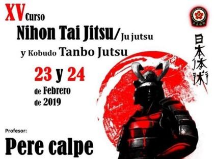 XV Curso de Nihon Tai Jitsu/Ju Jutsu