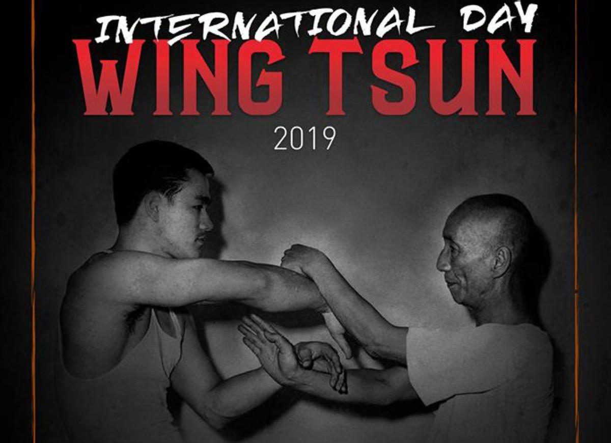 "Wing Tsun (""international day"") en Madrid"