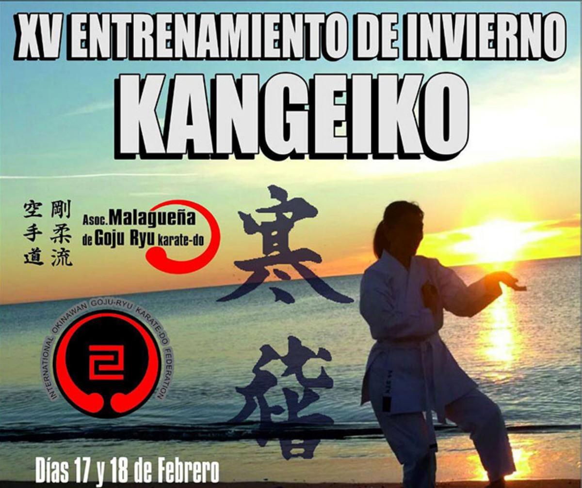 XV Entrenamiento de invierno: KANGEIKO