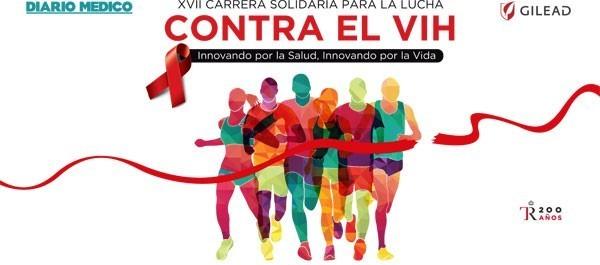 XVII Carrera Solidaria para la lucha contra el VIH
