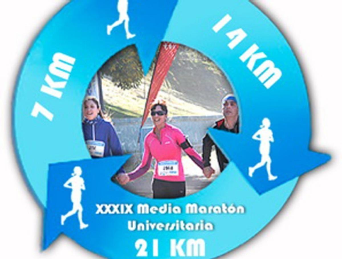 XXXIX Media Maratón Universitaria en Madrid