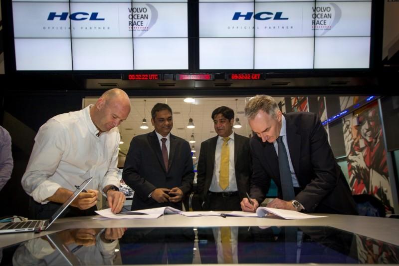 HCL Technologies respalda a la Volvo Ocean Race