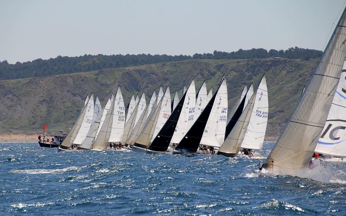 I Trofeo Social para barcos de la clase Regata, Crucero y J80