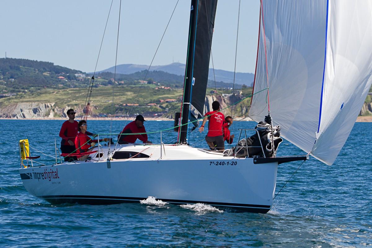Vuelve la clásica regata entre Getxo y Castro