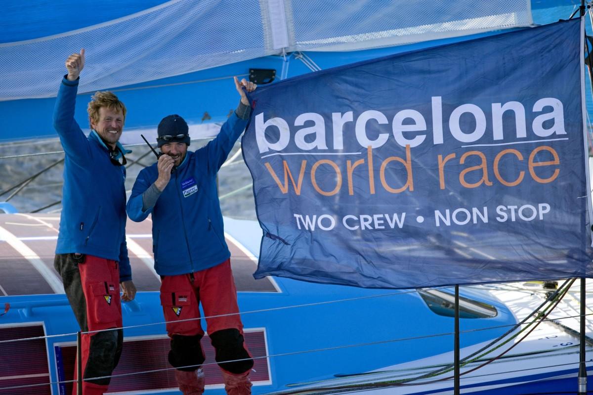 10 años de la primera victora de la Barcelona World Race