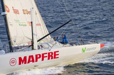El Mafre recorta 40 millas al lider