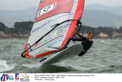 Manchón y Pacheco/Betanzos prolongan su liderato en la Semana Olímpica Francesa