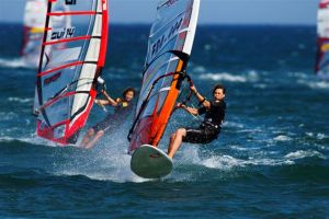 Mundial de Windsurf 2010 Gran Premi Catalunya -Costa Brava: el primer duelo Bjorn/Albeau