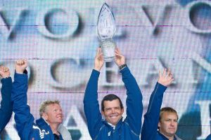 Nuevo diseño del Trofeo de la Volvo Ocean Race