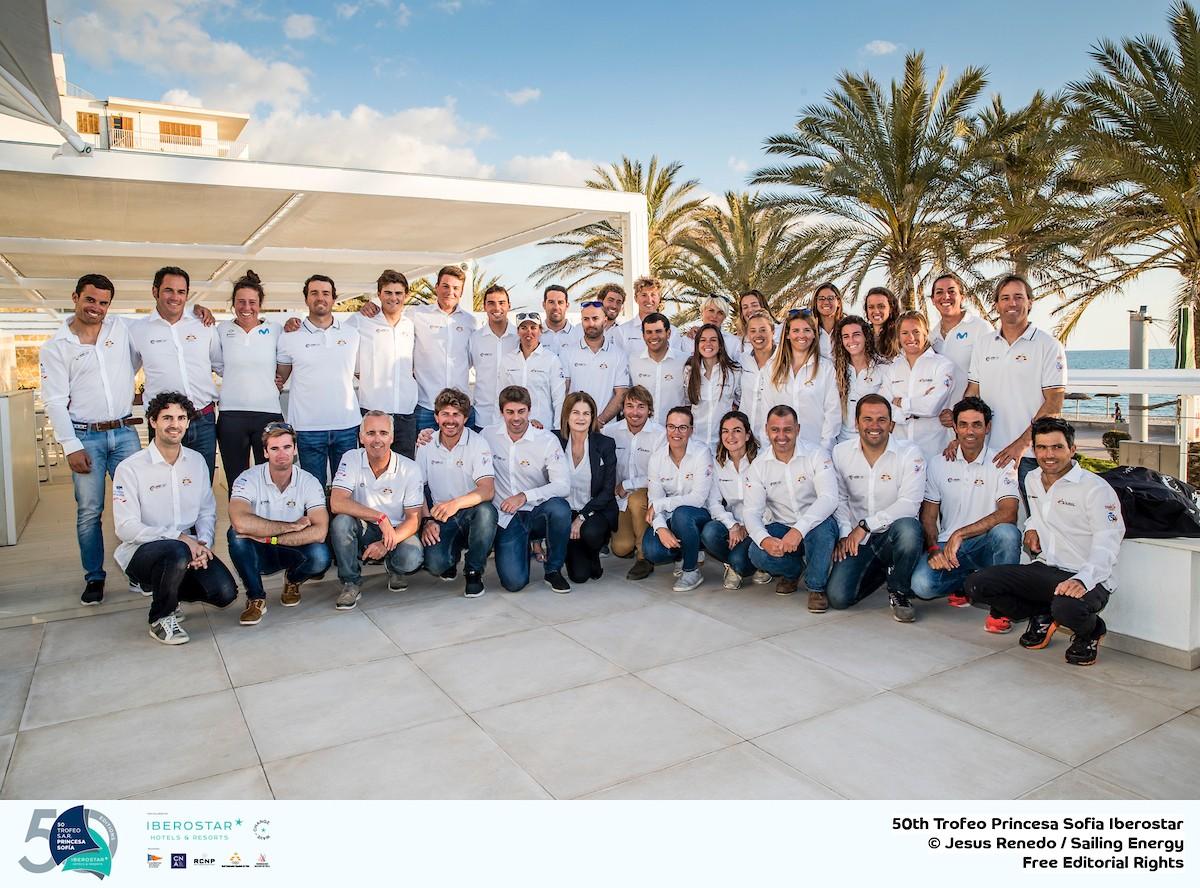 32 regatistas españoles en la Hempel World Cup Series Génova