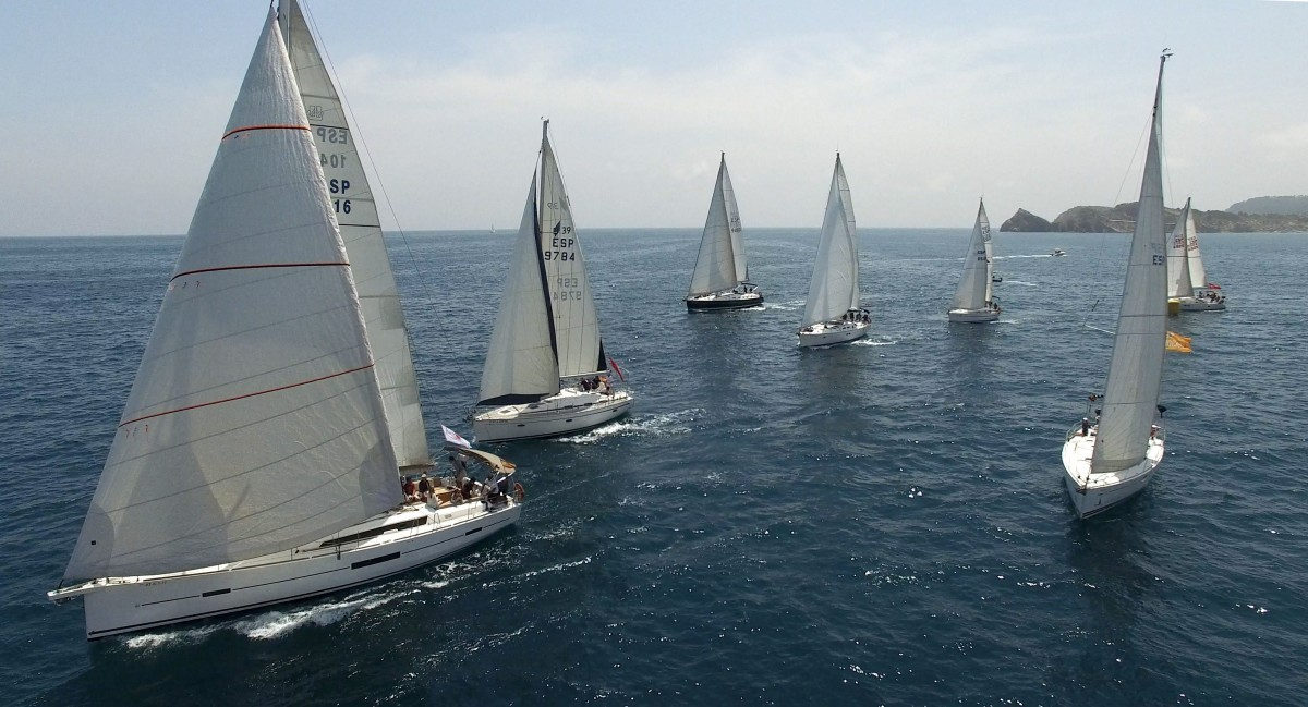 450 navegantes en la XII Regata Banco de España