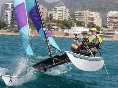 V trofeo Cut Fast de catamaranes: ÉXITO
