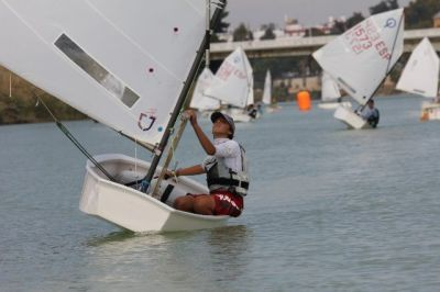 XXXV Trofeo Club Náutico Sevilla de Optimist