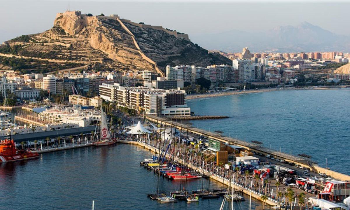 Alicante completa la ruta para The Ocean Race Europe