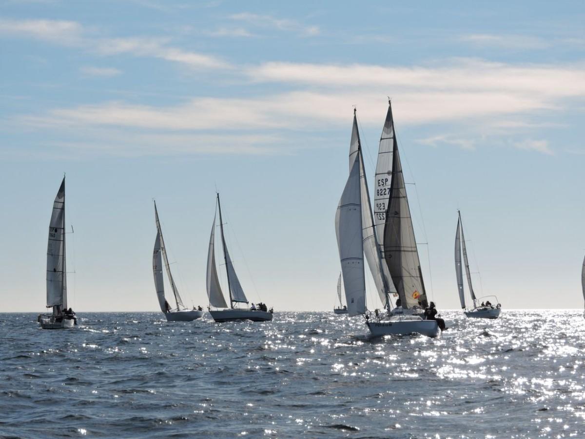Aplazada la II prueba de la Liga Cruceros Costa del Sol