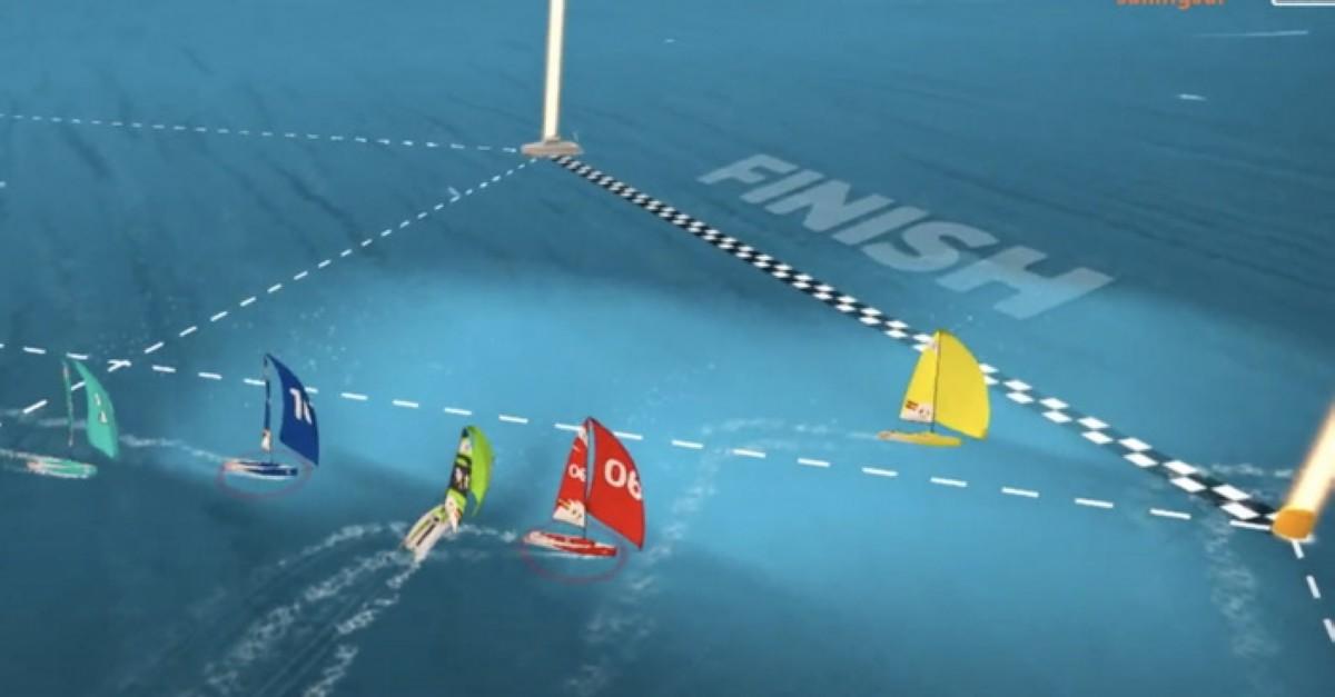 Arranca el Campeonato de España de eSailing