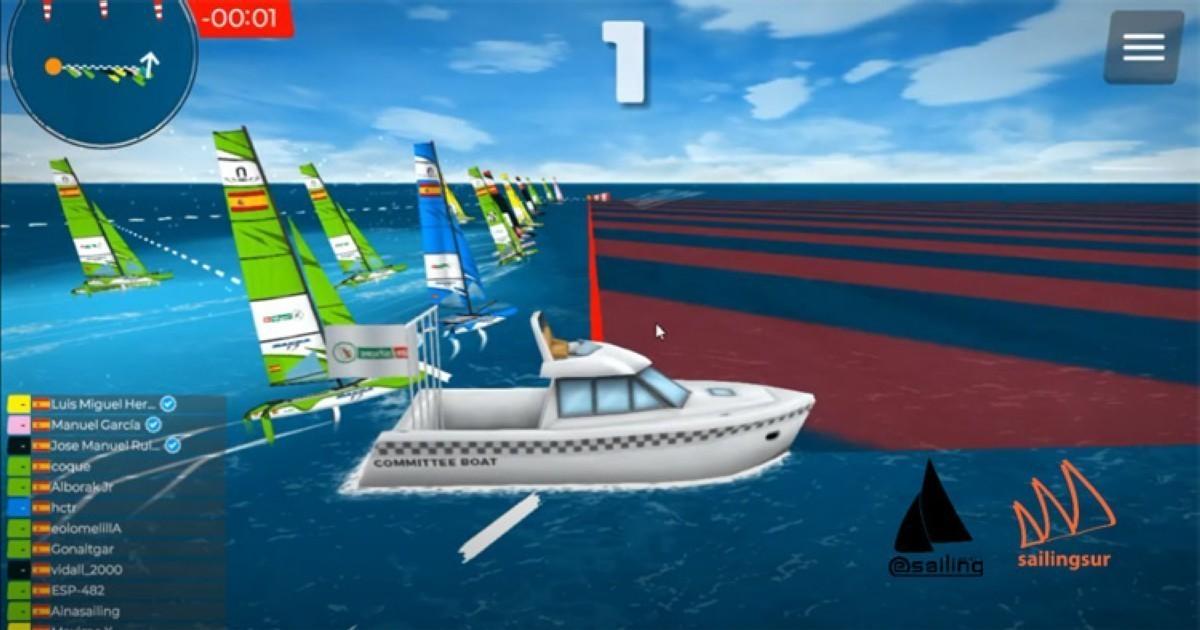 Arranca la Copa de España eSailing 2020 – Trofeo SailingSur