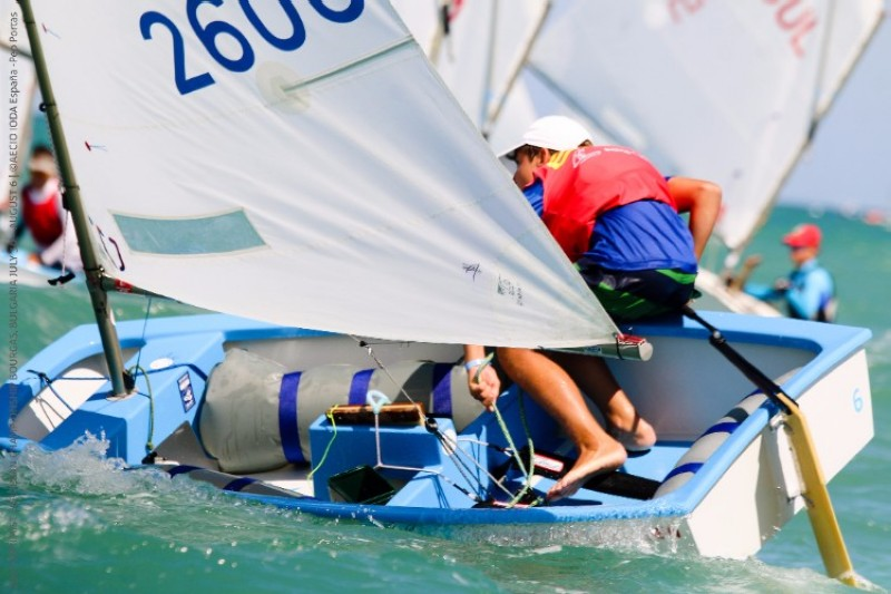 Arranca el europeo de Optimist en Bulgaria