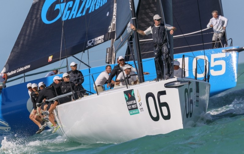 Arranca en Scarlino el Rolex TP52 World Championship