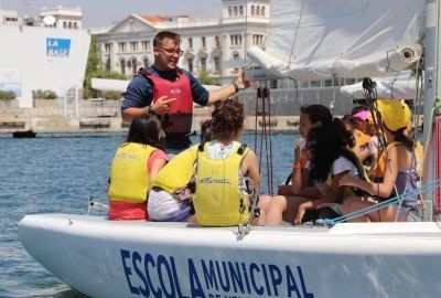 Auxiliar Tecnico Deportivo de Vela ONLINE