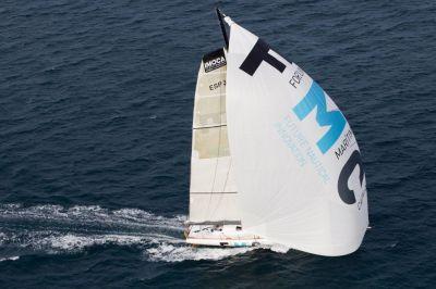 El Forum Maritim Catalá finaliza en octava posición