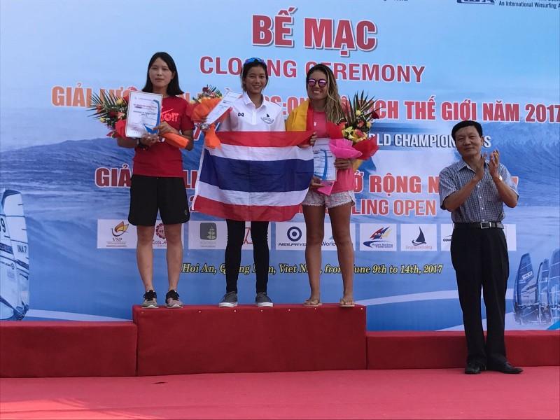 Blanca Manchón consigue podio en el Campeonato del Mundo