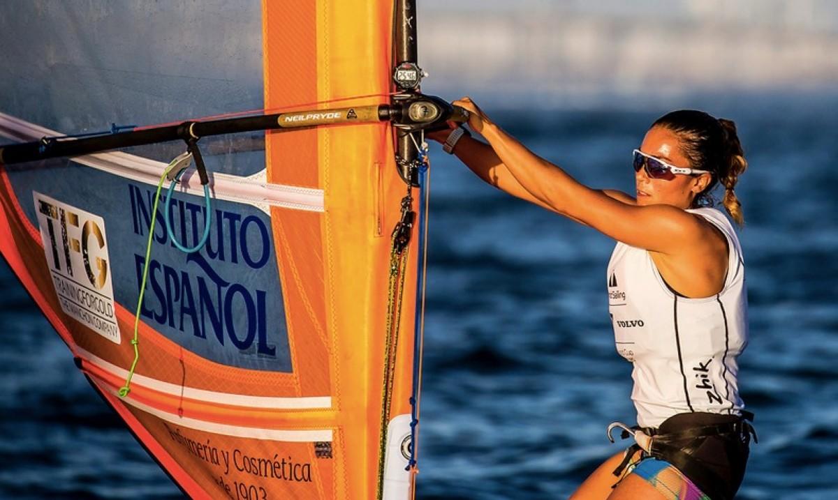 Blanca Manchón novena en el Mundial de RS:X