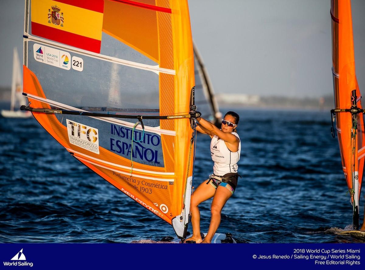 Blanca Manchón se coloca segunda en la SWC Miami