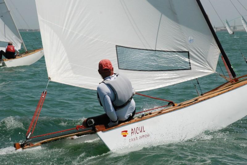 Calero se proclama campeón de España de Patín a Vela