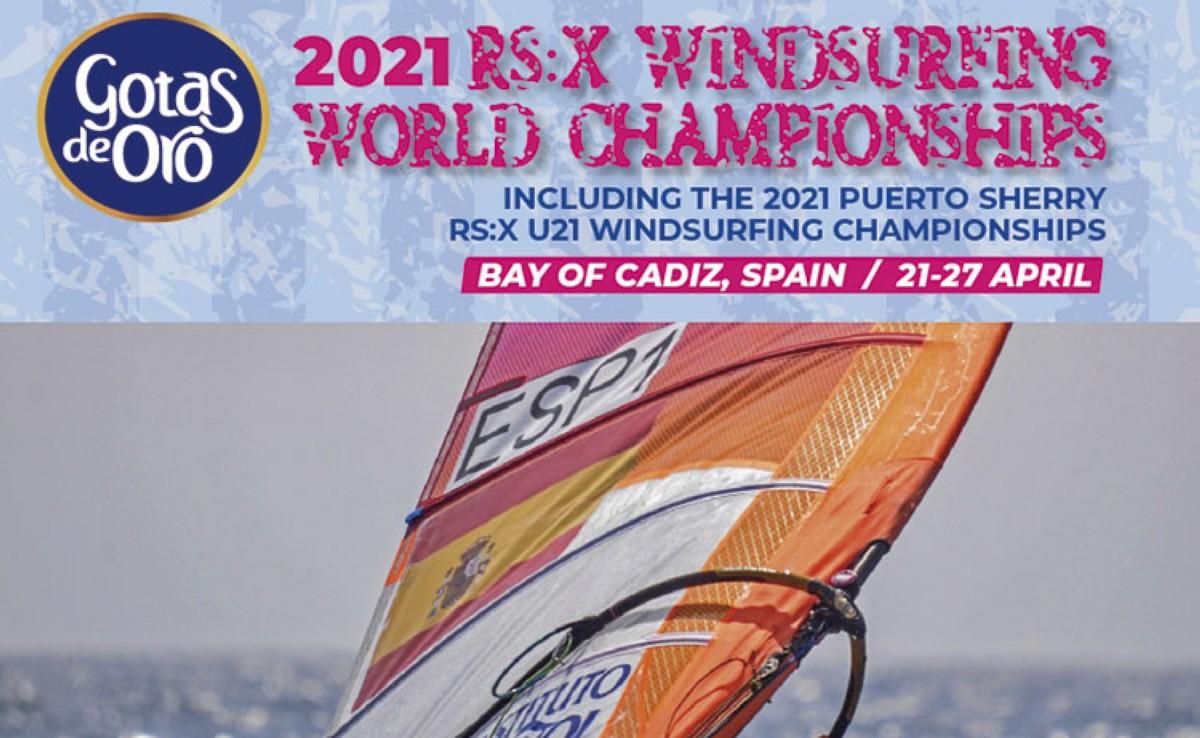 Campeonato del Mundo de RS:X Gotas de Oro en Cádiz