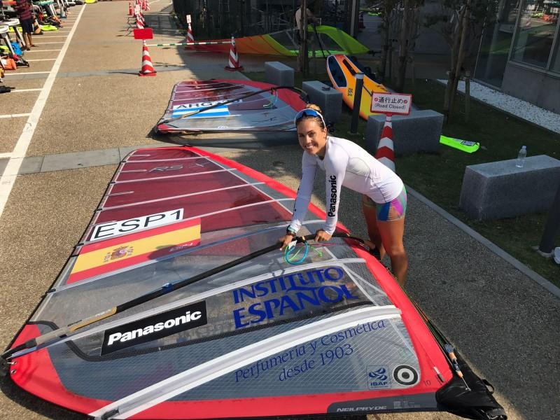 Campeonato del Mundo de RS:X en Japón