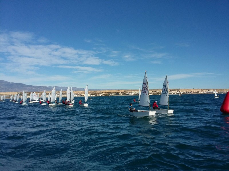 Campeonato Provincial de Optimist Almería y Granada