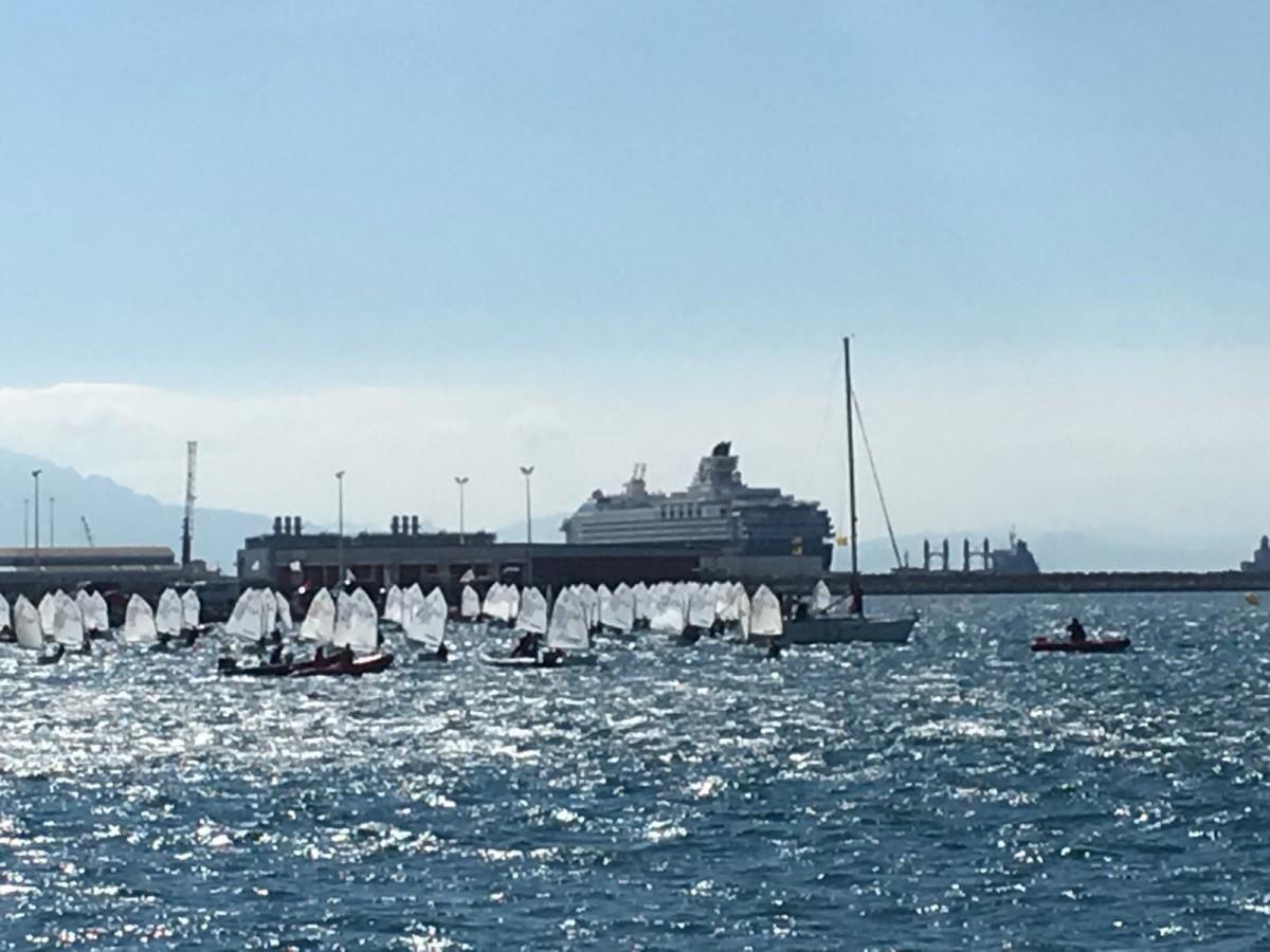 Campeonato Provincial de Optimist Málaga
