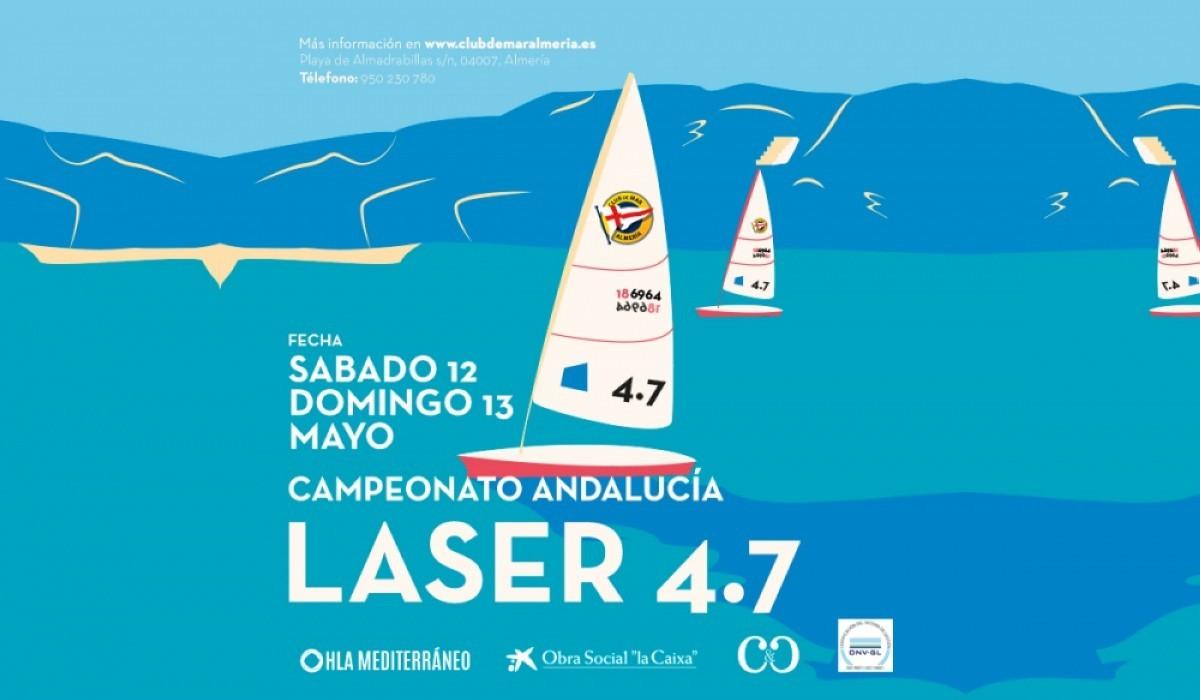 Campeonatos de Andalucía de Láser y Windsurfing