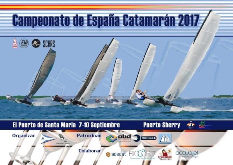 Campeonatos de España de Windsurf y Catamarán