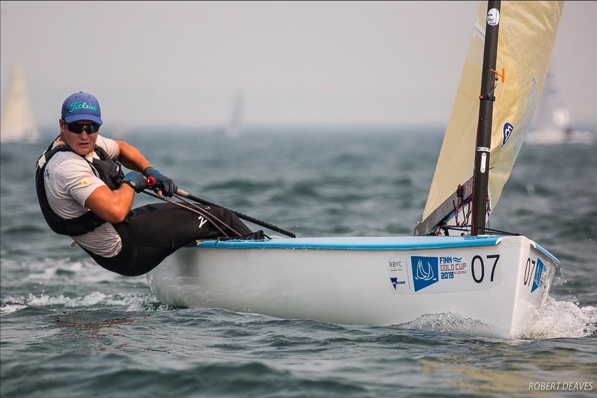 Cardona cierra con un noveno el Campeonato del Mundo de Finn