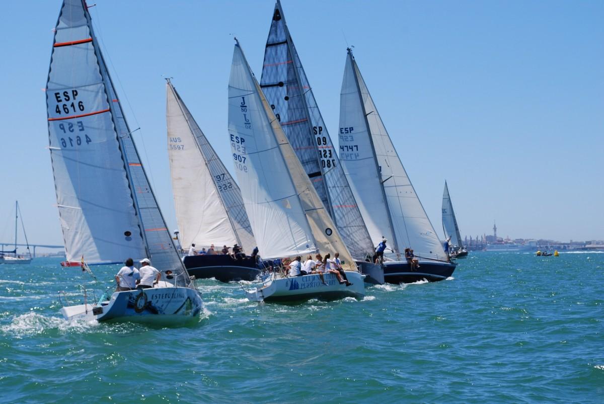 Celebrada la séptima jornada de la XIV Liga de Cruceros Puerto Sherry