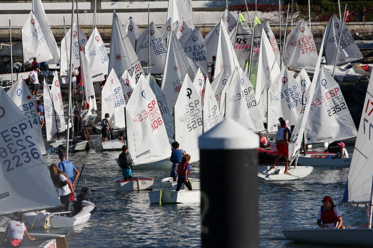 Celebrado el XVIII Trofeo José Luis Azqueta-WOR 60 en el Abra