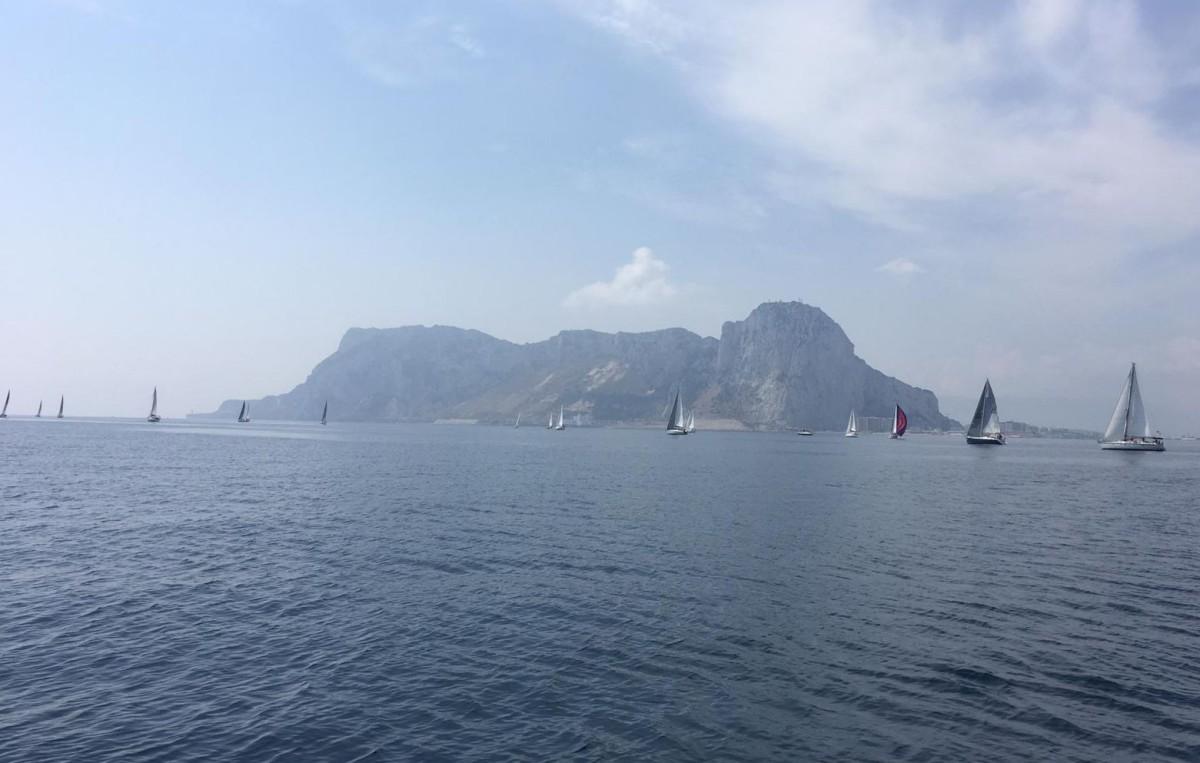 Ceuta Sí gana la I Regata El Estrecho A3