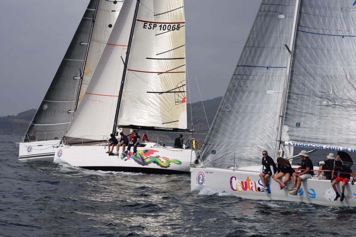 Ceuta Sí reedita título en la V regata Straitchallenge