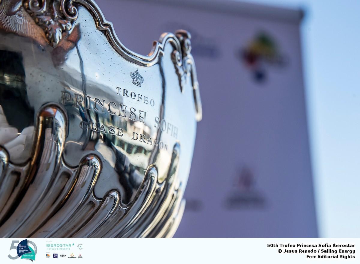 Comienza la 50 Trofeo SAR Princesa Sofía Iberostar