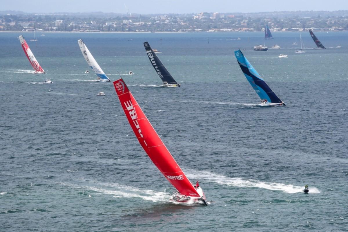 Cómo seguir la salida de la etapa 11 de la Volvo Ocean Race