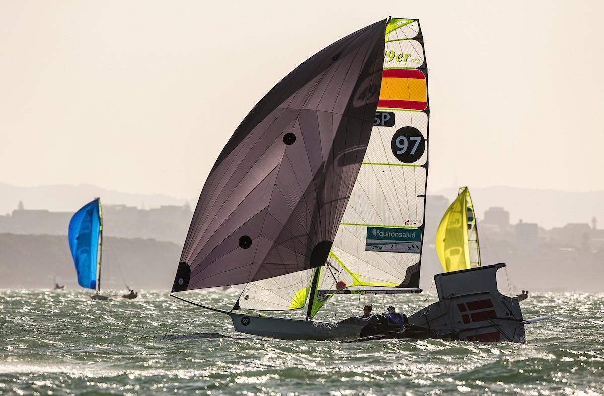Complicada primera jornada del mundial en Nueva Zelanda