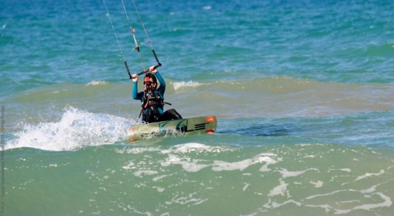 Cursos de Kite Surf Offshore