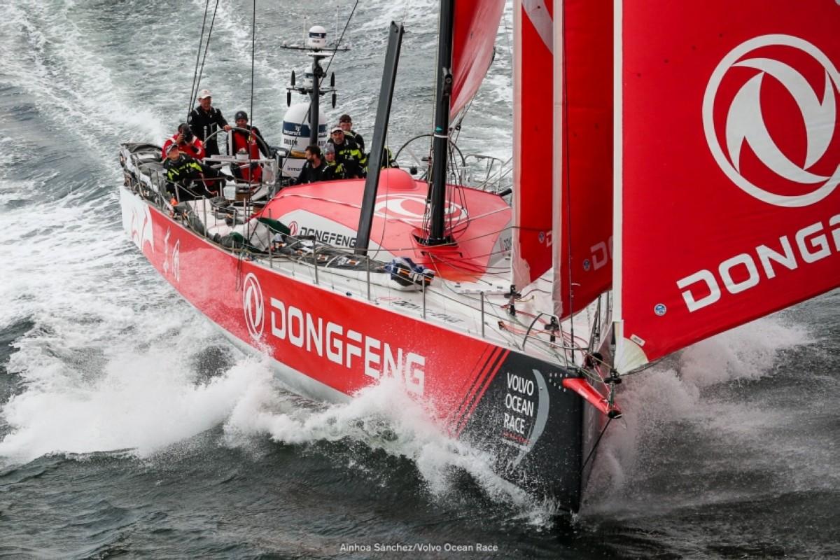 Dongfeng Race Team segundo en Melbourne