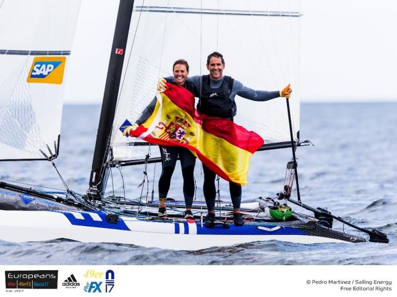 Echávarri y Pacheco consiguen la plata europea