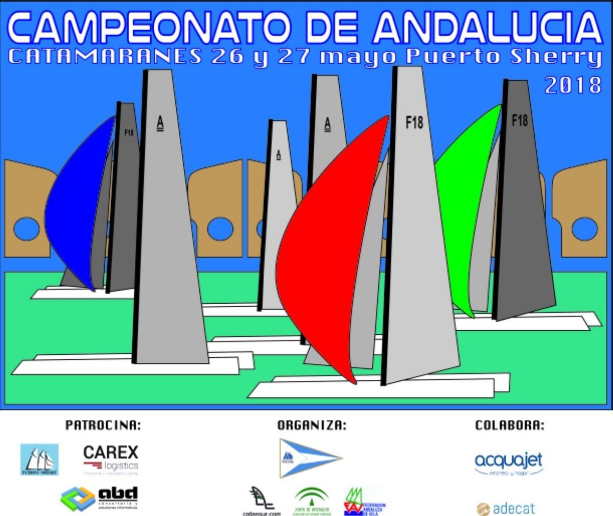 El Campeonato de Andalucía de Catamarán 2018