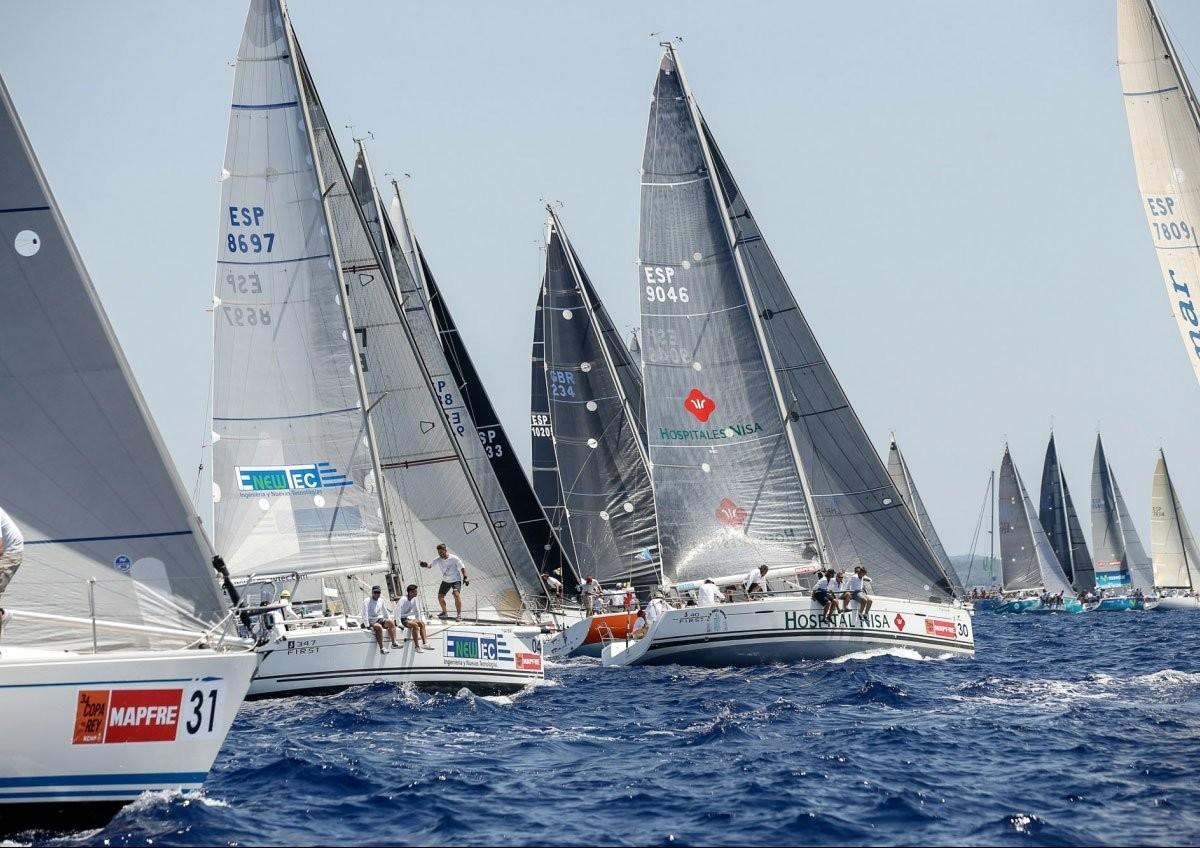 El Campeonato de Andalucía de Crucero A Dos llega su fin