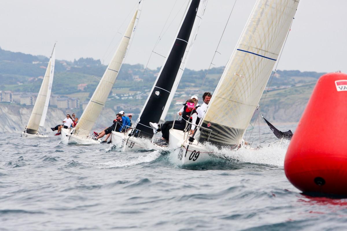 El Campeonato de Bizkaia el retorno de las pruebas al Abra
