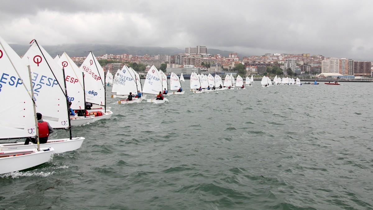 El Campeonato de Bizkaia se celebra en el Abra